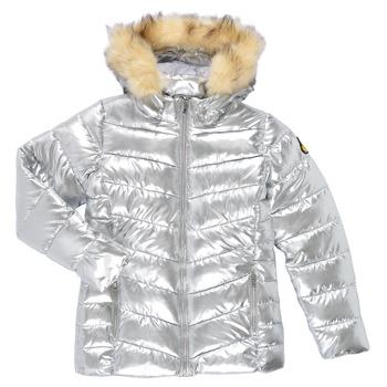 textil Flickor Täckjackor Kaporal BLAZE Silverfärgad