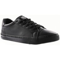 Skor Herr Sneakers Big Star HH174035 Svarta