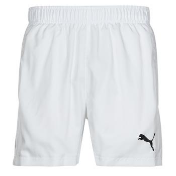 textil Herr Shorts / Bermudas Puma ESS ACTIVE WOVEN SHORT Vit