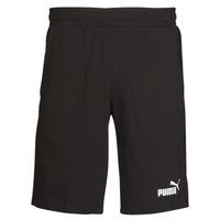 textil Herr Shorts / Bermudas Puma ESS JERSEY SHORT Svart