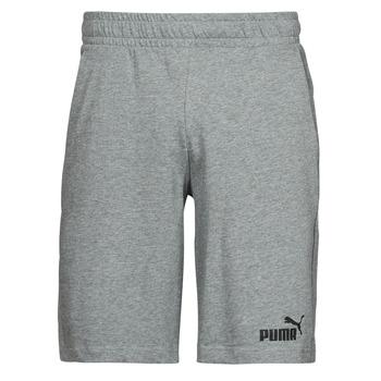 textil Herr Shorts / Bermudas Puma ESS JERSEY SHORT Grå