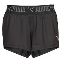 textil Dam Shorts / Bermudas Puma TRAIN SUSTAINABLE SHORT Svart