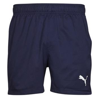textil Herr Shorts / Bermudas Puma ESS ACTIVE WOVEN SHORT Marin