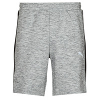 textil Herr Shorts / Bermudas Puma EVOSTRIPE SHORTS 8 Grå / Svart