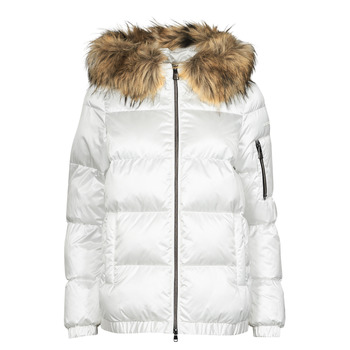 textil Dam Täckjackor Geox BAKSIE Grå