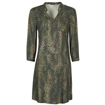 textil Dam Korta klänningar One Step FT30011 Kaki