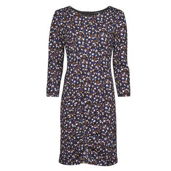 textil Dam Korta klänningar One Step FT30161 Blå