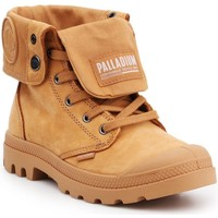 Skor Höga sneakers Palladium Manufacture Pampa Baggy NBK 76434-717 brown