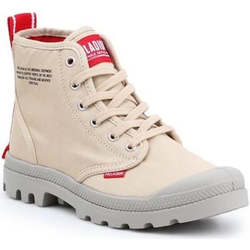 Skor Höga sneakers Palladium Pampa HI Dare 76258-274 beige