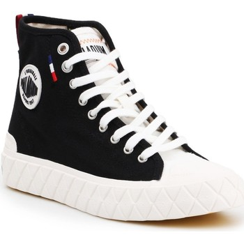 Skor Höga sneakers Palladium Manufacture Palla ACE CVS 77015-030-M black