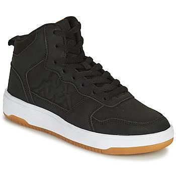 Skor Pojkar Höga sneakers Kappa SEATTLE MID Svart