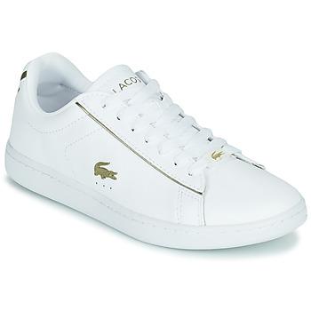 Skor Dam Sneakers Lacoste CARNABY EVO 0721 3 SFA Vit