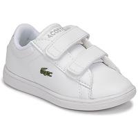 Skor Barn Sneakers Lacoste CARNABY EVO BL 21 1 SUI Vit