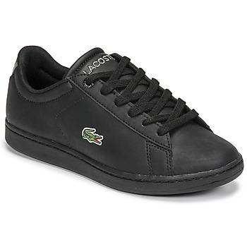 Skor Barn Sneakers Lacoste CARNABY EVO BL 21 1 SUJ Svart