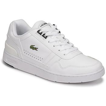 Skor Dam Sneakers Lacoste T-CLIP 0121 2 SFA Vit