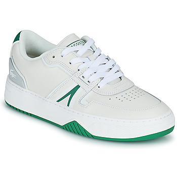 Skor Dam Sneakers Lacoste L001 0321 1 SFA Vit / Grön