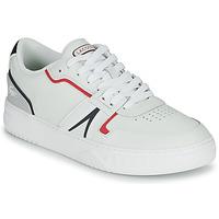 Skor Herr Sneakers Lacoste L001 0321 1 SMA Vit / Röd / Blå
