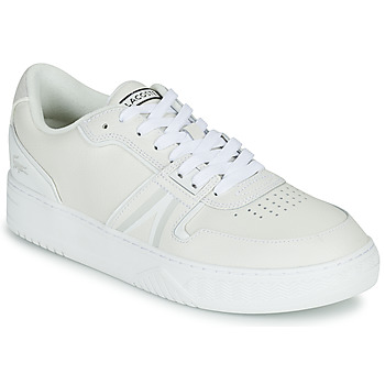 Skor Herr Sneakers Lacoste L001 0321 1 SMA Beige