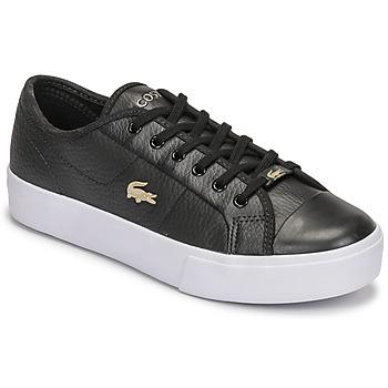 Skor Dam Sneakers Lacoste ZIANE PLUS GRAND 07211CFA Svart