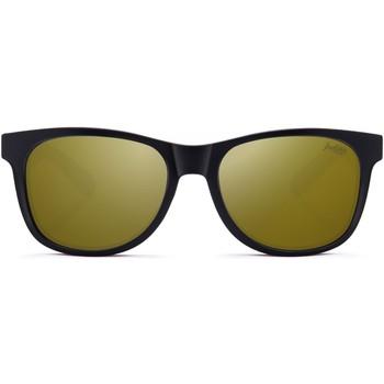 Klockor & Smycken Solglasögon The Indian Face Arrecife Svart