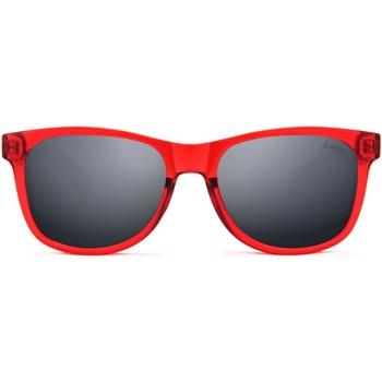 Klockor & Smycken Solglasögon The Indian Face Arrecife Röd