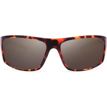 Klockor & Smycken Solglasögon The Indian Face Outbreak Brun