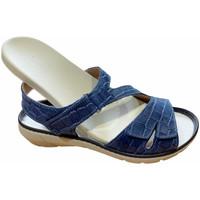 Skor Dam Sandaler Calzaturificio Loren LOQ6973blu blu