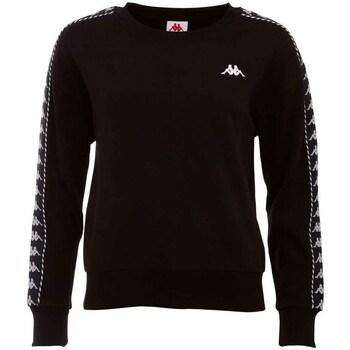 textil Dam Sweatshirts Kappa Ilary Svarta