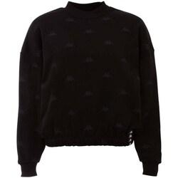 textil Dam Sweatshirts Kappa Ignara Svarta