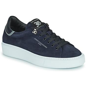 Skor Herr Sneakers John Galliano ORENOQUE Blå
