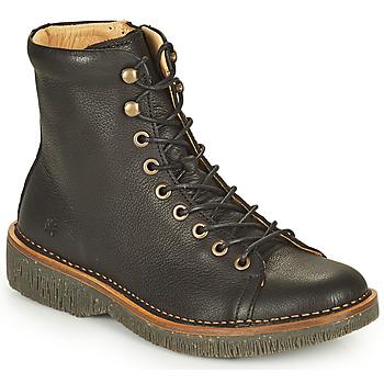 Skor Dam Boots El Naturalista VOLCANO Svart