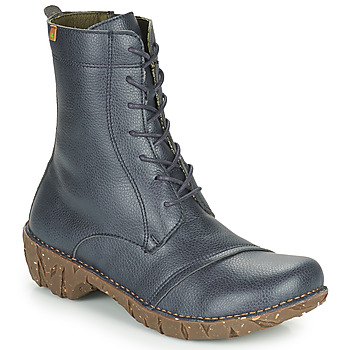 Skor Dam Boots El Naturalista YGGDRASIL Marin