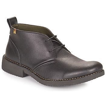 Skor Herr Boots El Naturalista YUGEN Svart