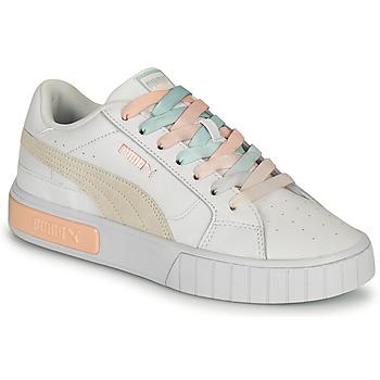 Skor Dam Sneakers Puma CALI STAR Vit / Flerfärgad