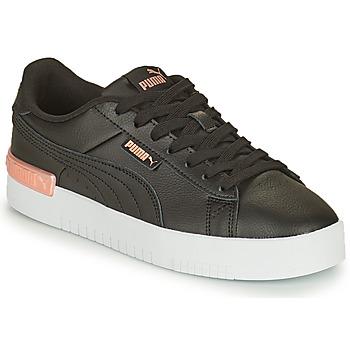 Skor Dam Sneakers Puma JADA Svart / Guldfärgad