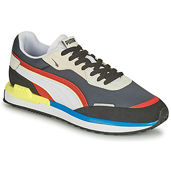 Skor Herr Sneakers Puma CITY RIDER Flerfärgad