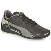 Skor Herr Sneakers Puma MERCEDES DRIFTCAT Svart / Grå