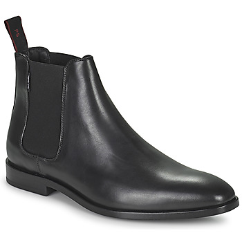 Skor Herr Boots Paul Smith GERLAD Svart