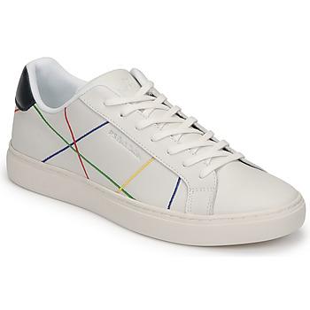 Skor Herr Sneakers Paul Smith REX Vit