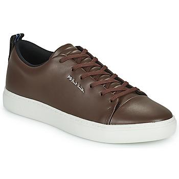 Skor Herr Sneakers Paul Smith LEE Brun