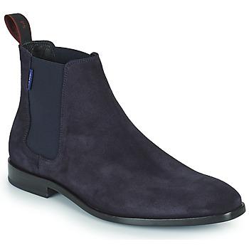 Skor Herr Boots Paul Smith GERLAD Blå