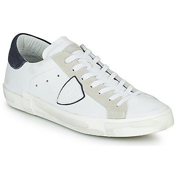 Skor Herr Sneakers Philippe Model PRSX LOW MAN Vit
