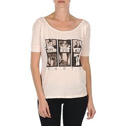 textil Dam T-shirts Bench CREEPTOWN Rosa