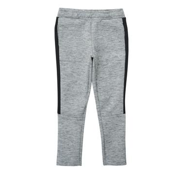 textil Pojkar Joggingbyxor Puma EVOSTRIPE PANT Grå