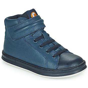 Skor Barn Höga sneakers Camper RUNNER Blå