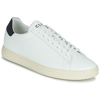Skor Sneakers Clae BRADLEY VEGAN Vit / Blå