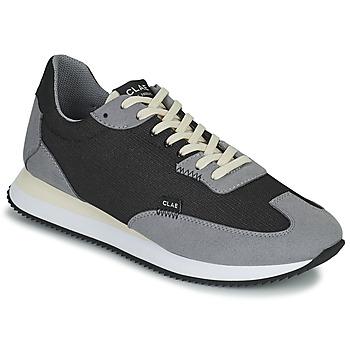 Skor Herr Sneakers Clae RUNYON Svart / Grå