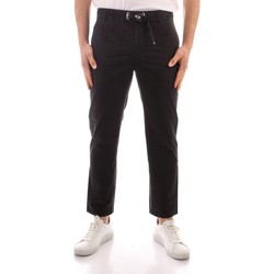 textil Herr Chinos / Carrot jeans Refrigiwear GA9103-P24800 BLACK
