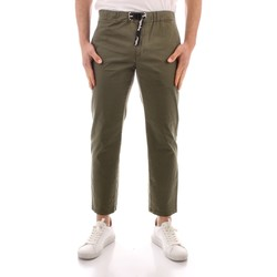 textil Herr Chinos / Carrot jeans Refrigiwear GA9103-P24800 GREEN