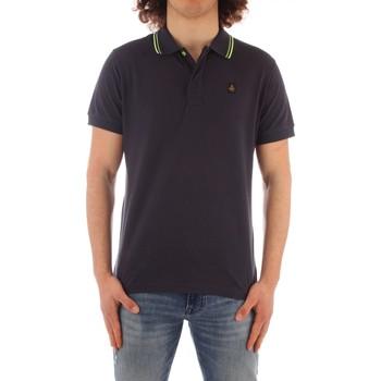 textil Herr Kortärmade pikétröjor Refrigiwear PX9032-T24000 BLUE